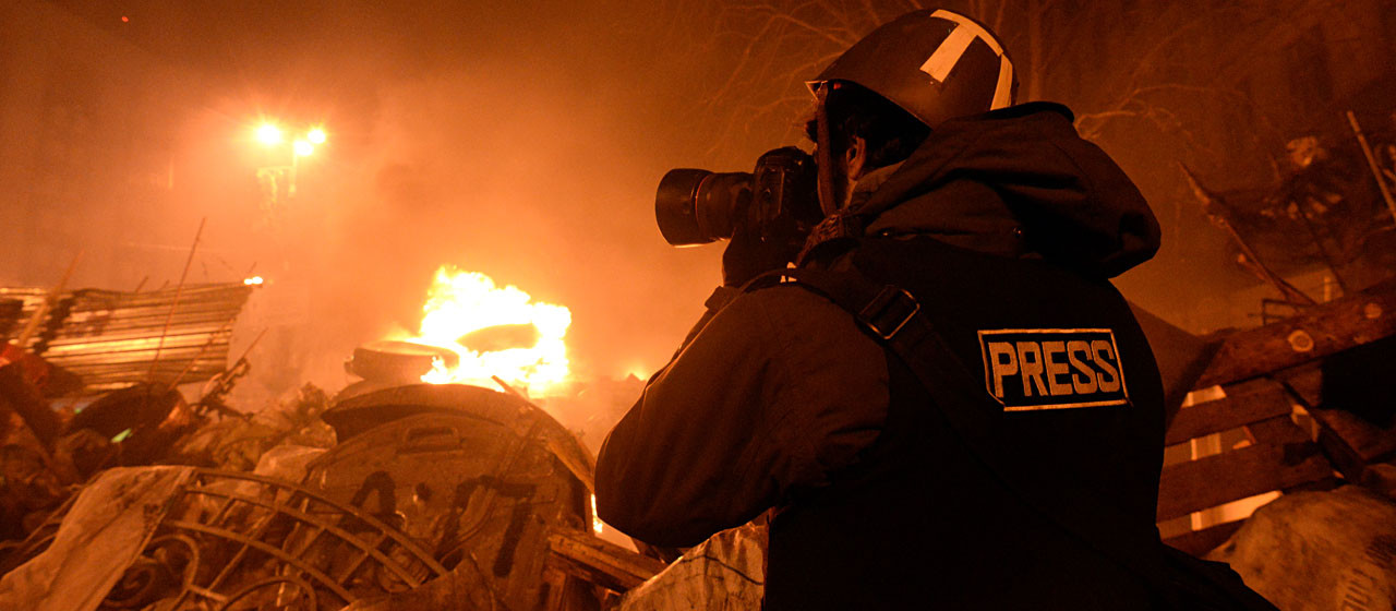 Інформаційна безпека для добровольців та волонтерів в АТО і взаємодія з журналістами